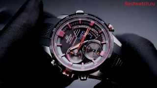 Обзор японских часов Casio Edifice ERA-300B-1A