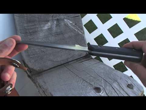 Bush Camp By Knives Of Alaska 137 Youtube
