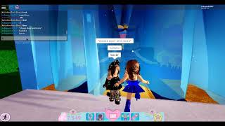 The shy girl turned into a popular girl!!! Part four!!! Roblox Royale high roleplay