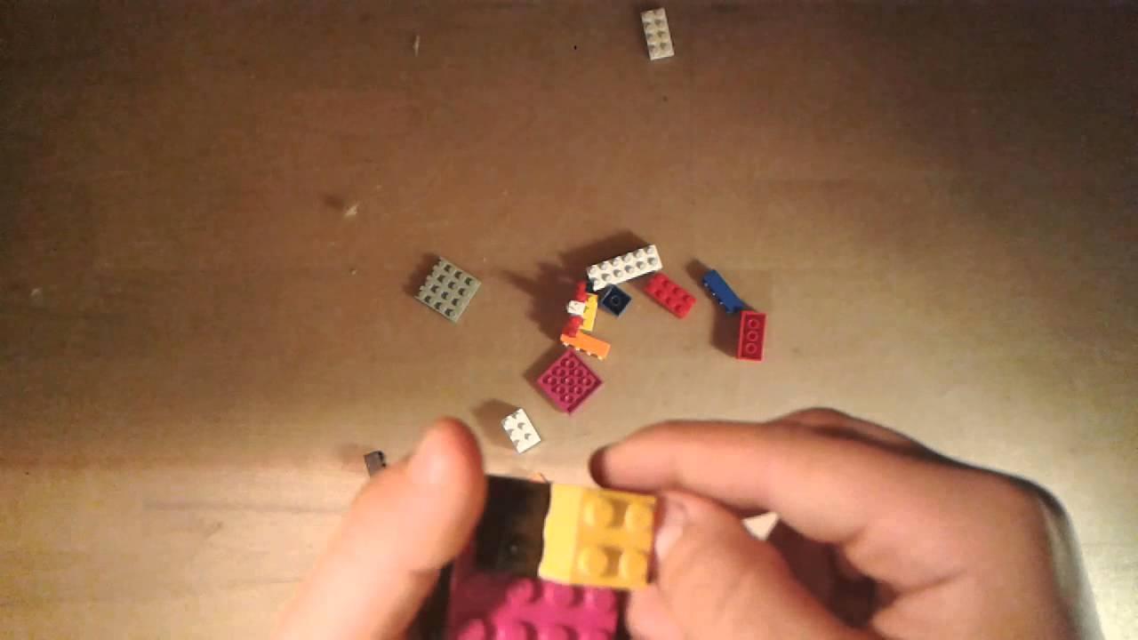 Lego Pistole Selberbauen Youtube