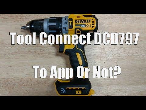 DEWALT DCD797 20V XR Tool Connect Compact Hammer Drill Vs Milwaukee 2702-20