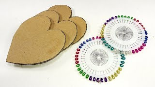 Best craft idea   Best out of waste   DIY arts and crafts   DIY decora