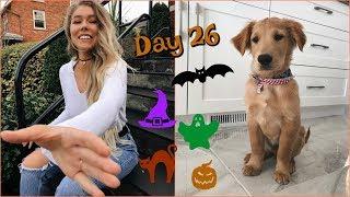 Vlogtober Day 26 // Downtown Shopping!
