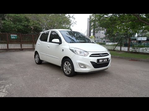 2012 Hyundai i10 1.25 Kappa CVVT High Spec Start-Up, Full Vehicle Tour, and Quick Drive
