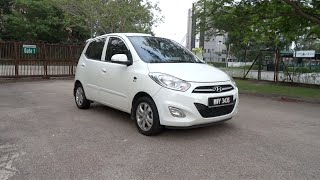 2012 Hyundai i10 1.25 Kappa CVVT High Spec Start-Up, Full Vehicle Tour and Quick Drive