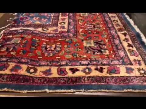 revitaProtection for antique rugs, oriental rugs and persian carpets.