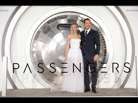 PASSENGERS World Premiere Red Carpet - Jennifer Lawrence & Chris Pratt