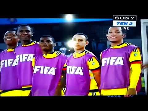 U-17 Fifa World Cup INDIAN National Anthem