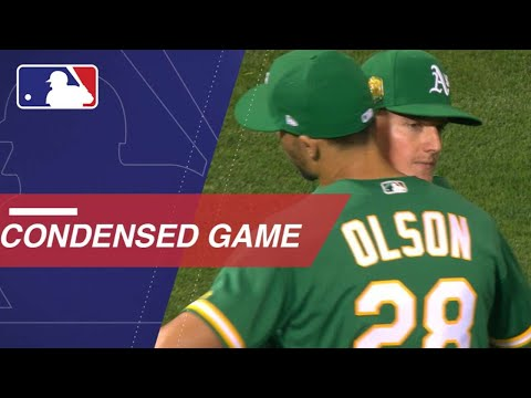 Condensed Game: SEA@OAK - 8/31/18 from YouTube · Duration:  8 minutes 32 seconds