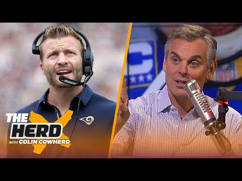 Colin Cowherd hands out his 2018-19 NFL Midseason Awards | NFL | THE HERD