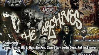 [Old School Hip Hop/Rap Mix] Tupac, Biggie, Big L, Big Pun & More - The Archives (Part 1 of 3)