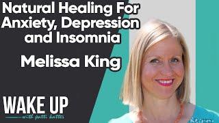Melissa king: talks natural healing for ...