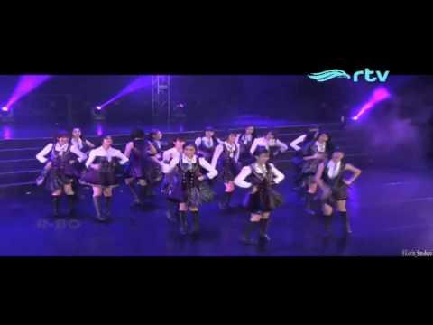 [HD] JKT48 - Ue Kara Melody @ Konser JKT48