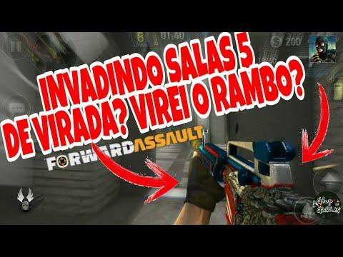 FWD, INVADINDO SALAS 5... HORA DA VIRADA DELÍCIA!!!