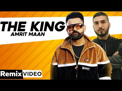 the-king-(remix)-|-amrit-maan-|-intence-|-dj-a-vee-|-latest-punjabi-songs-2019-|-speed-records