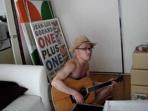 "The Rolling Stones ""Flight 505"" naked version covered by Tomokazu ""Beverly Hills"" Maeda"