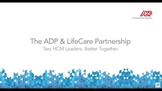 LifeCare becomes an ADP Marketplace partner offering EAP services & exclusive LifeMart product deals