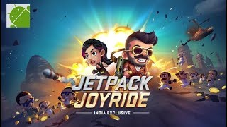 Jetpack Joyride India Exclusive - Android Gameplay FHD #2