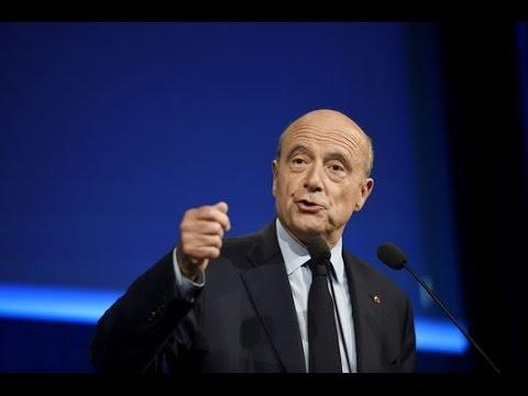 Alain Juppé présente son programme pour la présidentielle 2017 - 10 mai 2016