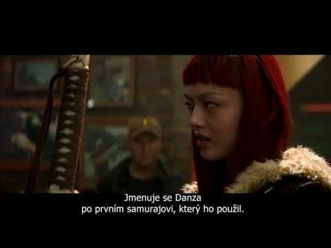 Wolverine: Yukio a její příběh (2013) - český HD spot - Rila Fukushima