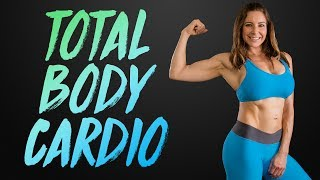 Total Body Workout with Dani | Get Fit Quick! Cardio HIIT 10 Minute Home Workout for Beginners