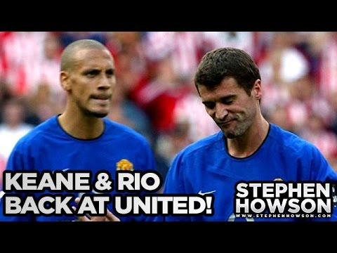 Rio & Keane Back At United! | Sunday Paper Review & Snapchat Q & A