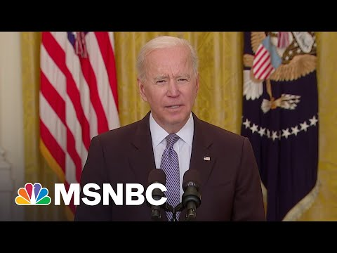 Biden Admin. Races To Get Expanded Child Tax Credit To America's Poorest Kids
