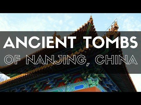 ANCIENT CHINESE TOMBS - Dr. Sun Yat-Sen & Ming Dynasty Mausoleums, Nanjing China (南京市,中山陵 + 明孝陵)