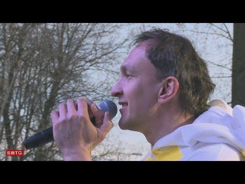 Небослов — Космофест «Пора в космос» (ВДНХ, Москва) | 13.04.2019