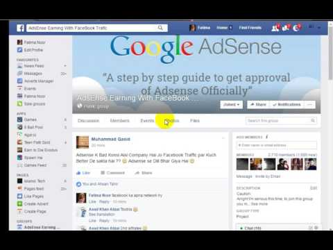 how to get adsense approval through youtube