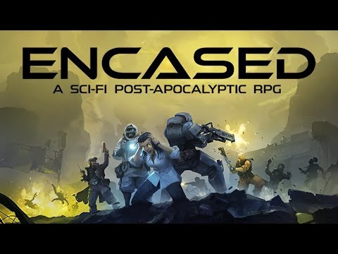 Encased: A Sci-Fi Post-Apocalyptic RPG (Early Access) ★ GamePlay ★ Ultra Settings |