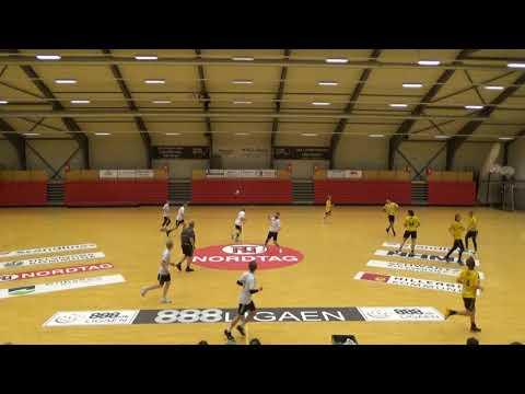 Team Helsinge - Køge Håndbold u16 1 halvleg