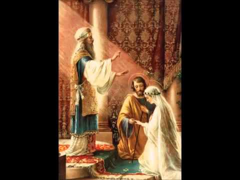 Marriage of St Joseph & The Blessed Virgin Mary~ Cardinal Bu