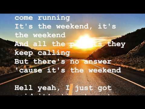 WEEKEND- Priory (Lyrics)