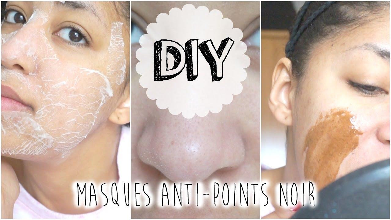 Très DIY ❤ 2 Face Masks for blackheads and enlarged pores - YouTube BG26