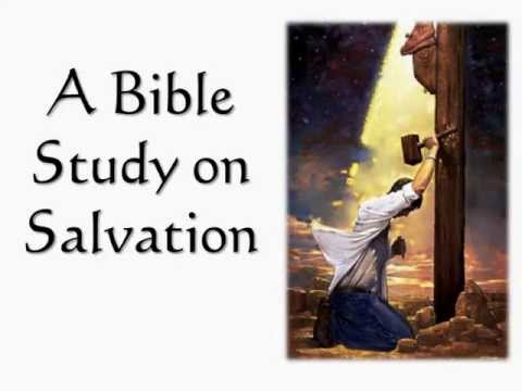 Bible Study On Salvation