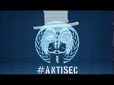 Message from Anonymous AntiSec: Vanguard Defense ...