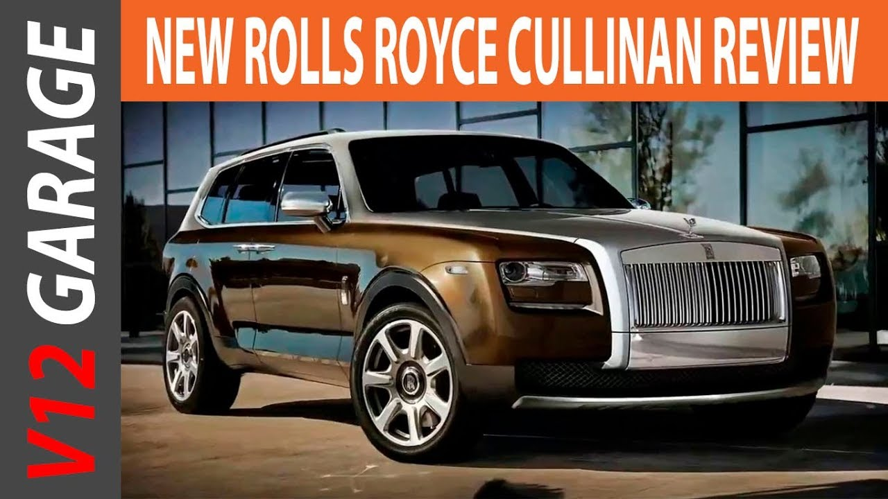 2019 Rolls Royce Cullinan Suv Interior Price And Review Youtube