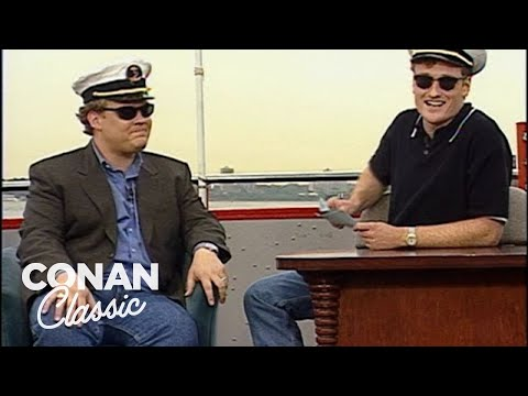"""The Boat Show - """"Late Night With Conan O'Brien"""""""