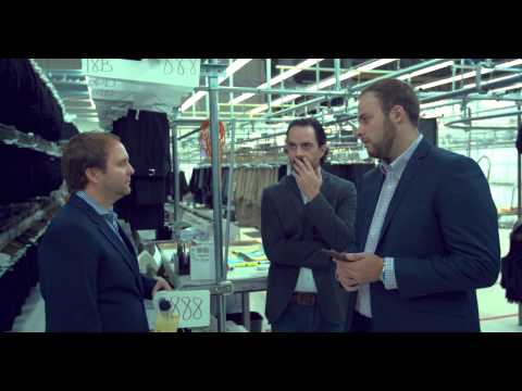 Menguin: A Tuxedo Rental Revolution
