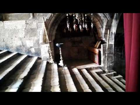 The Virgin Mary - The story of her last days on earth. Mary's Tomb, Jerusalem, Israel