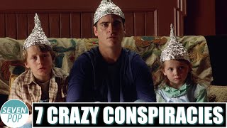 7 Of The Craziest Conspiracy Theories