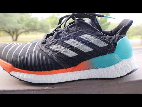 ADIDAS SOLAR BOOST Review (w/ Ultra Boost Comparison)