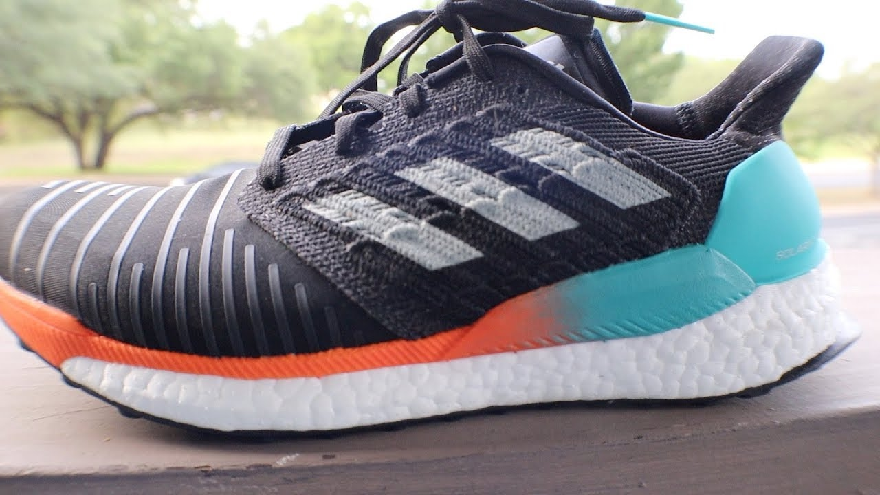 brand new 5d8d2 a32bd ADIDAS SOLAR BOOST Review (w Ultra Boost Comparison)