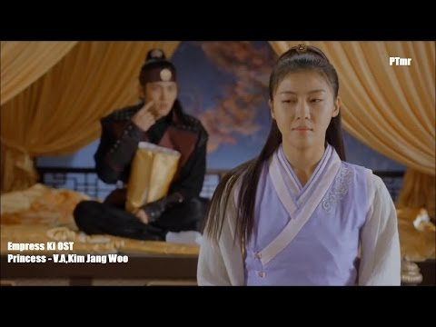 [MV] [Empress Ki OST] Princess - Kim Jang Woo (김장우)