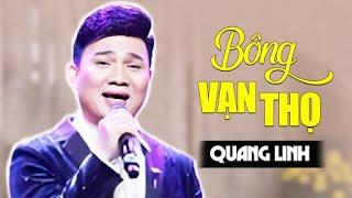 BÔNG VẠN THỌ - Quang Linh
