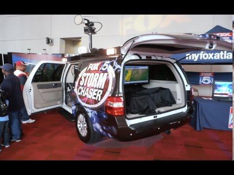 FEATURED VIDEO: Fox 5 Atlanta Storm Chaser Vehicle @2012 Atlanta International Auto Show