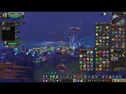 WoW - Fishing Raid (20x Speed)