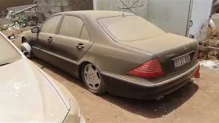 Download Mercedes S600 field find 1st start in years. Old start cold start. Mp3 and Videos