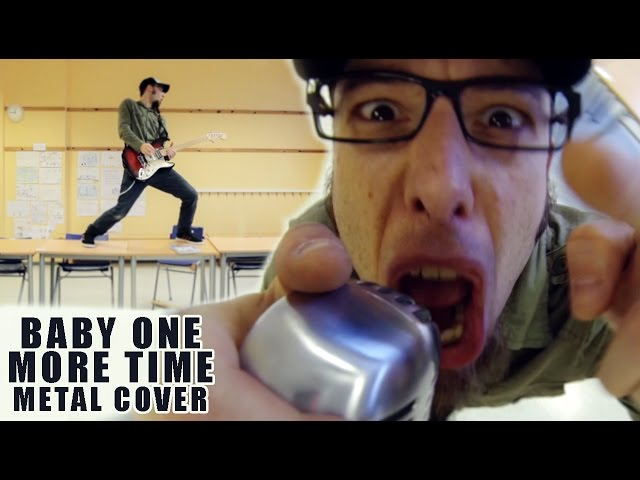 Baby One More Time (metal cover by Leo Moracchioli)